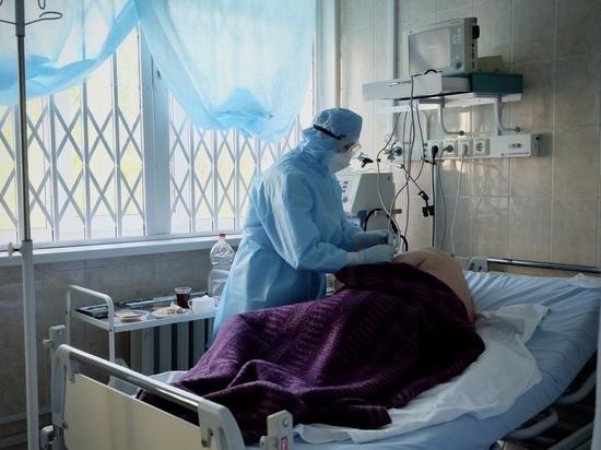 Более 3 000 человек госпитализированы в Новосибирской области с COVID-19