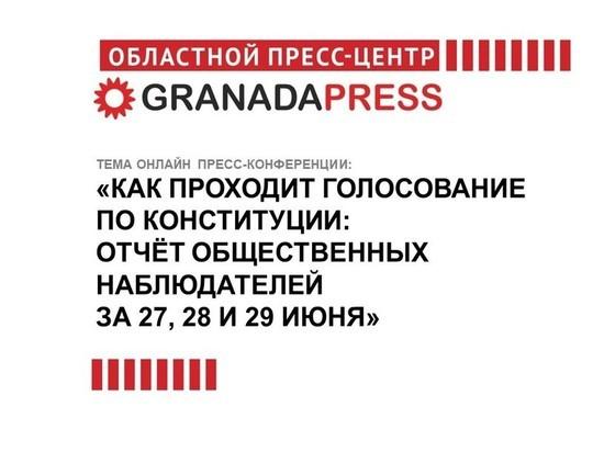 Южноуральцам расскажут о работе наблюдателей во время голосования по поправкам в Конституцию РФ