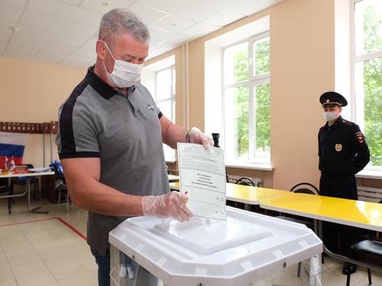 В Пермском крае активно идет досрочное голосование по поправкам в Конституцию