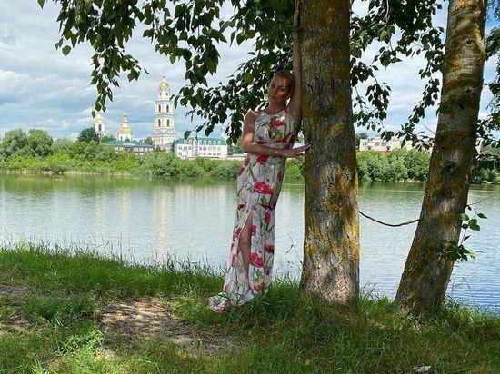 Анастасия Волочкова посетила Дивеево, несмотря на карантин