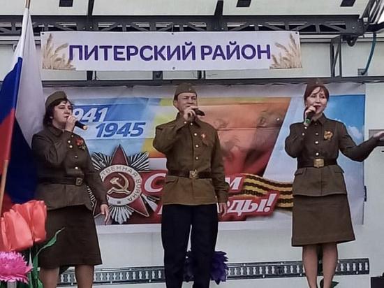 Жители Питерского района увидели сказку в нацпроекте
