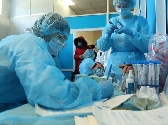В Ростовской области большинством среди новых инфицированных коронавирусом являются люди от 46 лет
