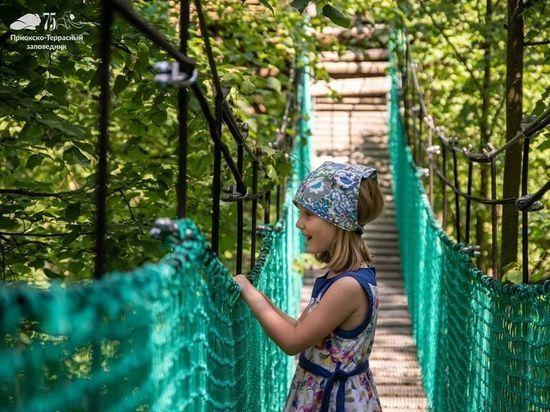 Приокско-Террасный заповедник признали лучшим для детей