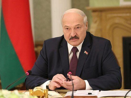 Лукашенко заявил о риске распада Белоруссии
