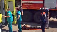 Взрыв на проспекте Автомобилистов в Улан-Удэ