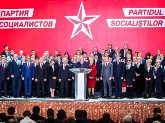 Сегодня Партия социалистов Республики Молдова отмечает 23-ю годовщину со дня своего образования