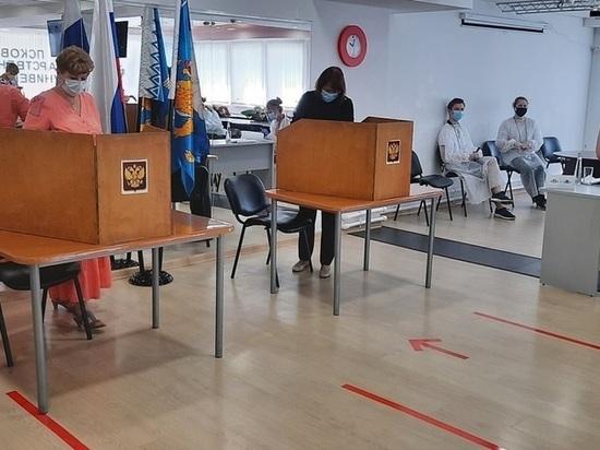 Губернатор: Сотрудников избирательных участков поощрим дополнительно