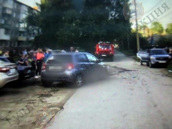Ребенок пострадал в ДТП с пьяным водителем вод Новомосковском