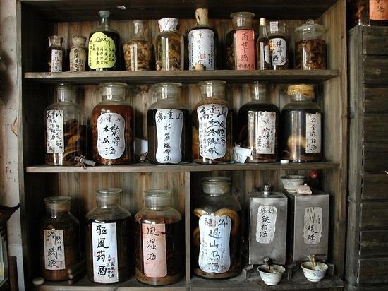 Китайская народная медицина лечит Covid-19?