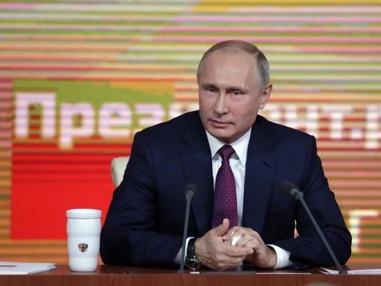 Путин лично проголосует по поправкам в Конституцию