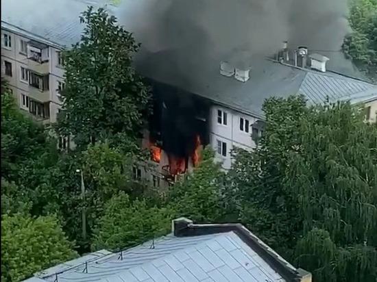 Очевидица взрыва на улице Проходчиков: «Услышали хлопок и звон стекла»