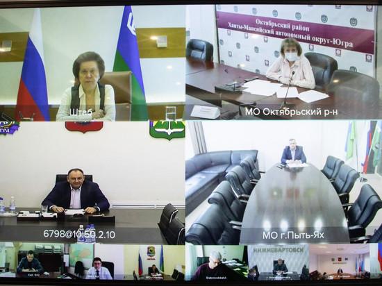 В Югре обсудили реализацию госпрограмм в 2019 году