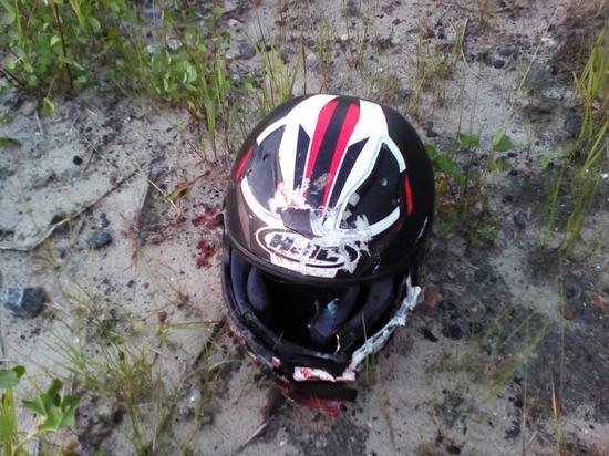 Мотоциклист без прав стал причиной смертельного ДТП