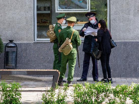 В Ростовской области за сутки правоохранители составили 29 протоколов о нарушении самоизоляции