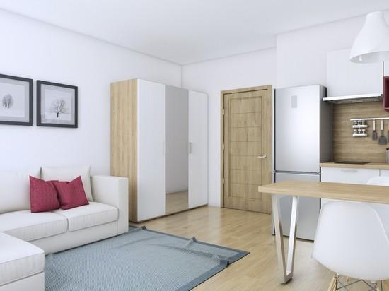 Застройщики стали предлагать квартиры не только с отделкой, но уже с мебелью и техникой