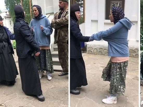 Изгнание Собчак из Среднеуральского женского монастыря может привести к двум уголовным делам