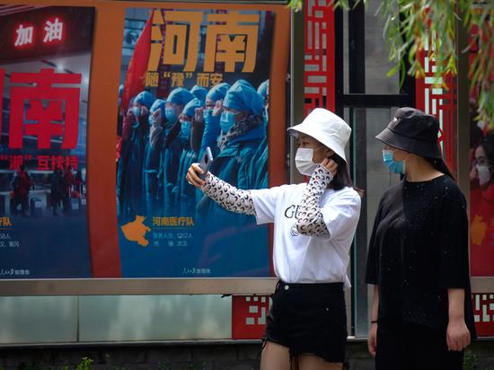 Власти Китая на фоне новой вспышки коронавируса пошли на жесткие меры