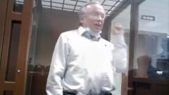 Опубликовано видео истерики историка-расчленителя Соколова в суде