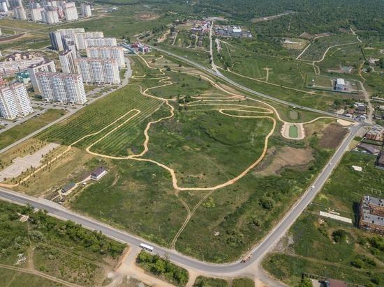 Дизайнерский проект парка в Суворовском получил «золото» в региональном конкурсе
