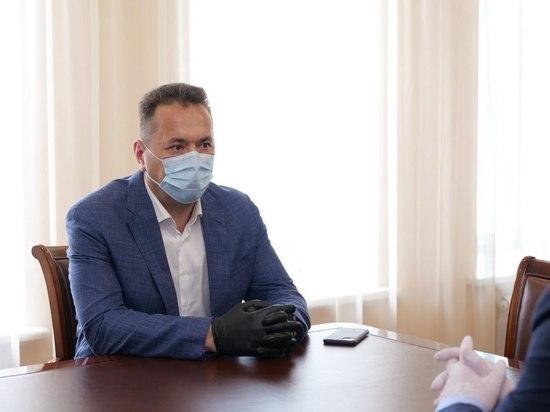 Андрей Воронов в Новом Уренгое проводит встречи с руководителями предприятий ТЭК