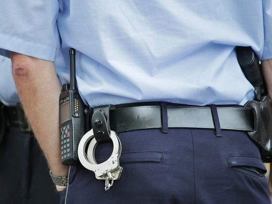 Разрисовавших полицейскую автомашину петербуржцев уже задержали