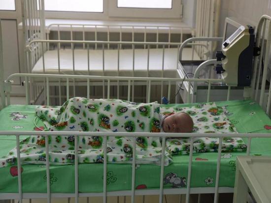 Малыш, подкинутый в беби-бокс Курска оказался здоровым мальчиком