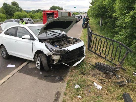 За прошедшую неделю во Владимирской области произошло 48 дорожно-транспортных происшествий, в которых пострадали люди