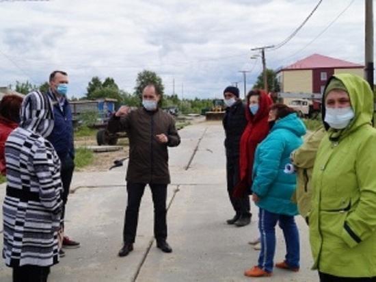 В Ханымее ремонт дорог под контроль взяли общественники