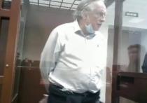 Расчленившего аспирантку историка Соколова