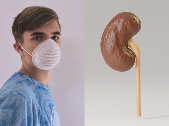 Ученые назвали еще один орган, страдающий от коронавируса