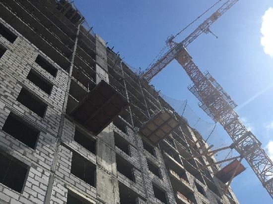 Рабочий выпал с 9-го этажа на стройплощадке в Обнинске