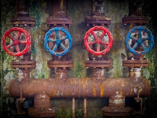 С 30 июня на двух улицах Курска отключат горячую воду