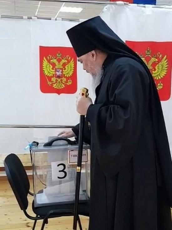 Епископ Георгиевский и Прасковейский поддержал обновление Конституции РФ