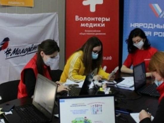 В Карачаево-Черкесии молодые волонтеры помогают землякам