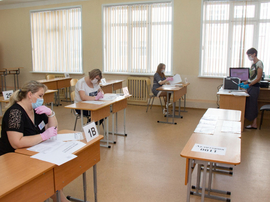 Пробный ЕГЭ в Хабаровском крае провели без школьников