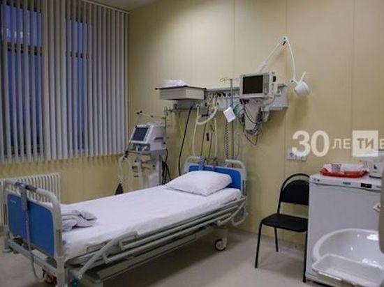 В Татарстане подтвердили шестнадцатую смерть от коронавируса