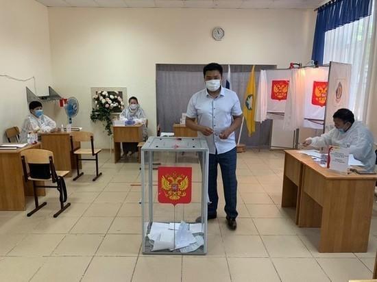 В Калмыкии голосование по поправкам в Конституцию набирает обороты