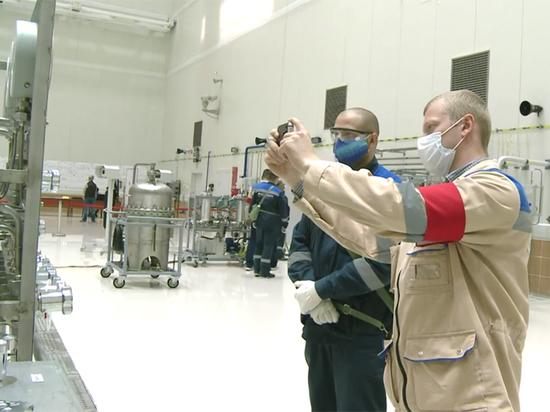 На космодроме Восточный берут под контроль каждый шаг ракетных специалистов
