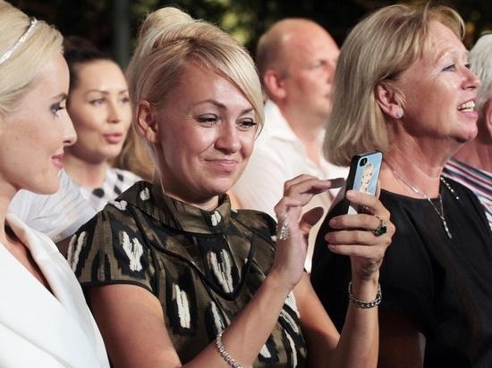 Рудковская выложила видео