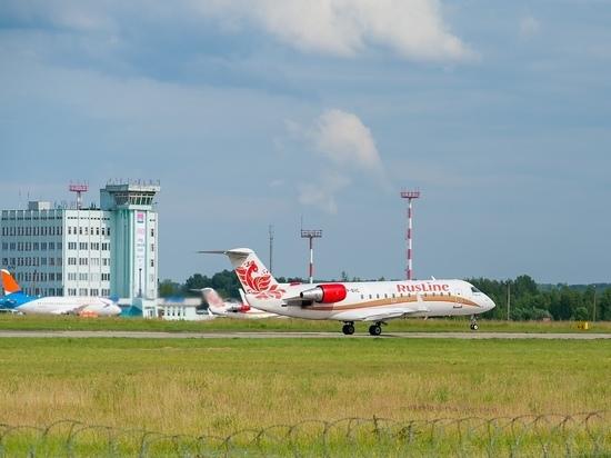В аэропорту «Брянск» 28 июня выполнили рекордное количество рейсов