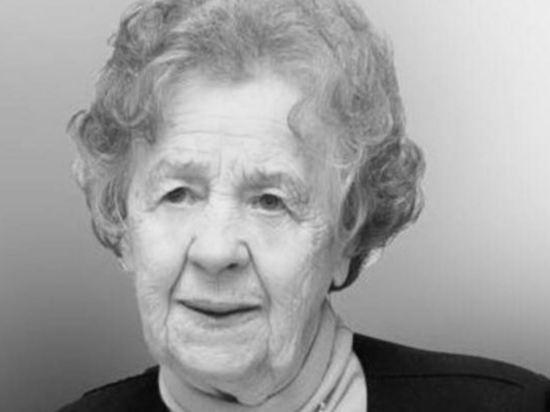 В Брянске умерла старейший преподаватель из БГУ