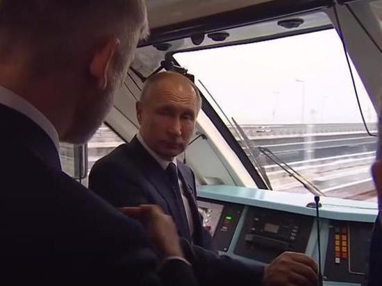 Между Кубанью и Крымом запускают движение грузовых поездов