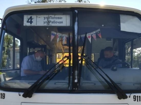 Администрация Петрозаводска вновь проинспектировала автобусы