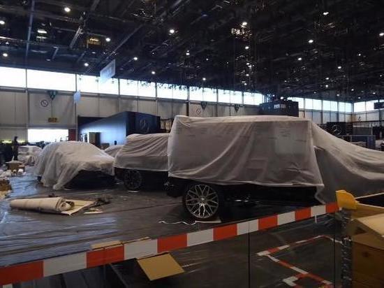 Женевский автосалон-2021 отменили из-за COVID-19