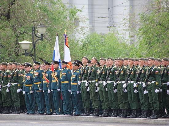 Лапа рассказала, как выявляли COVID-19 у участников парада Победы в Чите