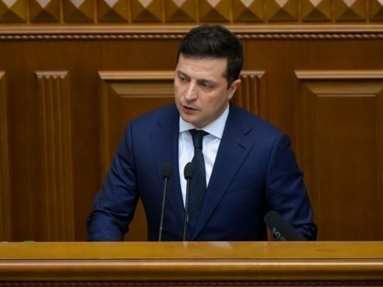 В парламенте Украины заявили, что Зеленский станет последним президентом