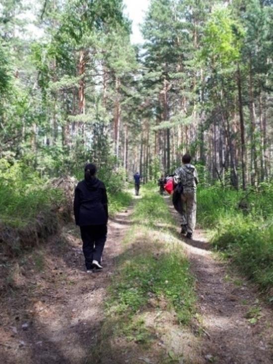 «Пил воду из лужи»: житель Минусинска заблудился в тайге и неделю жил в лесу