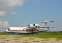 Самолет хабаровского МЧС отправили на Камчатку тушить лесные пожары