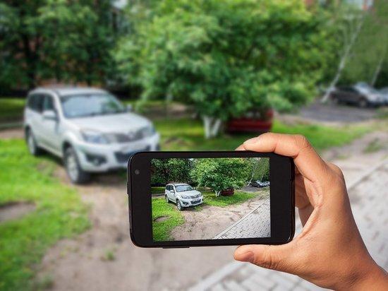 Костромской ответ «Стоп-хаму»: пенсионерка борется с неправильной парковкой законными методами