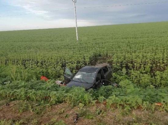 На трассе «Чебеньки-Троицкое» произошла смертельная авария